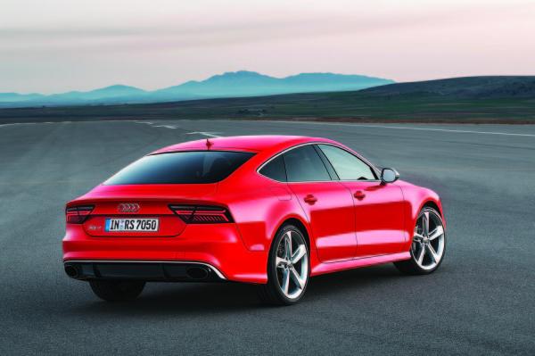 Audi RS 7 Sportback Heck