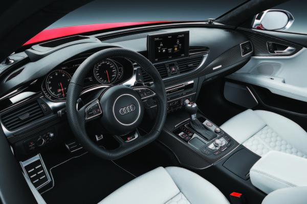 Audi RS 7 Sportback Innenraum