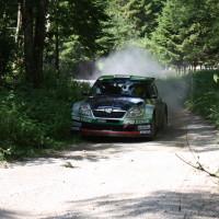 Schneebergland Rallye 2014 Skoda Fabia S2000 Raimund Baumschlager Thomas Zeltner