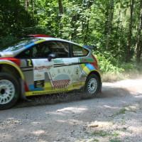 Schneebergland Rallye 2014 Gerwald Grössing Siggi Schwarz Ford Fiesta R5
