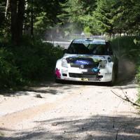 Schneebergland Rallye 2014 Suzuki Swift S1600 Andreas Aigner