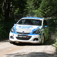 Schneebergland Rallye 2014 Opel Corsa Wolfram Doberer