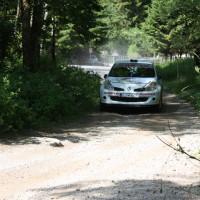 Schneebergland Rallye 2014 Renault Clio R3 Kristof Klausz