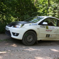 Schneebergland Rallye 2014 Ford Fiesta ST Uwe Henne