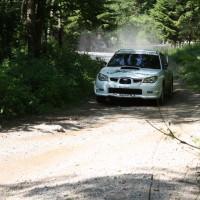 Schneebergland Rallye 2014 Subaru Impreza STI Michael Mascherbauer