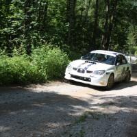 Schneebergland Rallye 2014 Subaru Impreza Hermann Haslauer