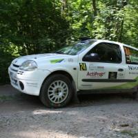 Schneebergland Rallye 2014 Renault Clio RS Martin Jakubowics