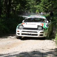 Schneebergland Rallye 2014 Toyota Celica Herbert Weingartner