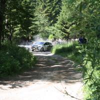 Schneebergland Rallye 2014 Opel Corsa Thomas Mosburger