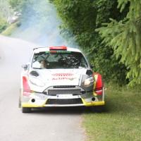 Schneebergland Rallye 2014 Gerwald Grössing Siggi Schwarz Ford Fiesta R5 Rauch Service