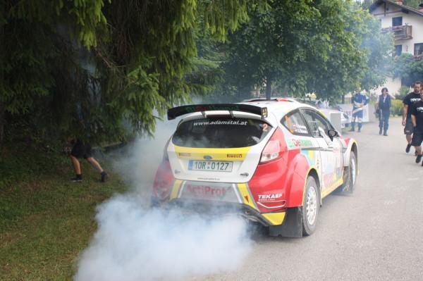 Fotos Schneebergland Rallye 2014 Service
