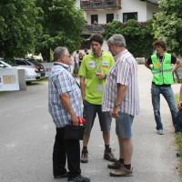 Schneebergland Rallye 2014 Helmut Deimel Service Rohr im Gebierge