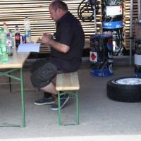 Schneebergland Rallye 2014 Willi Stengg Service