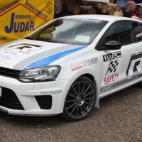Schneebergland Rallye 2014 VW Polo R Dompfarrer Toni Faber