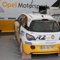 Schneebergland Rallye 2014 Opel Adam Motorsport Service