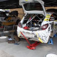 Schneebergland Rallye 2014 Opel Corsa Thomas Mosburger Service