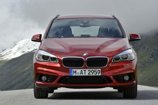 BMW 2er Active Tourer Front