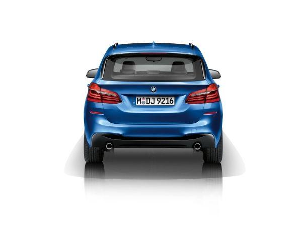 BMW 2er Active Tourer Heck