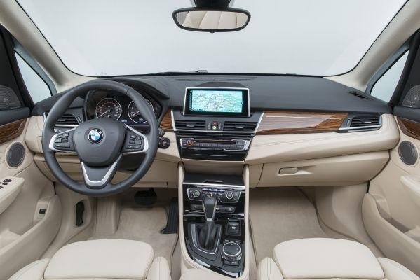 BMW 2er Active Tourer Innenraum