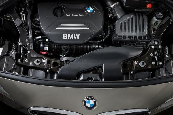 BMW 2er Active Tourer Motor