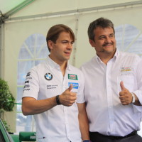 Augusto Farfus BMW Peter Spatzierer Castrol
