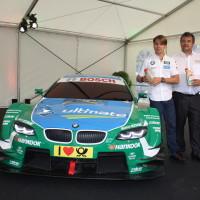 Augusto Farfus BMW DTM Österreich Peter Spatzierer Castrol