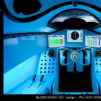 Bloodhound SSC Castrol Cockpit 0001