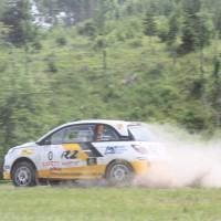 Schneebergland Rallye 2014 Opel ADAM Motorsport SP 12