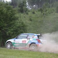 Schneebergland Rallye 2014 Suzuki Swift S1600 Michael Böhm SP12