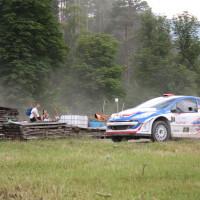 Schneebergland Rallye 2014 Peugeot 207 S2000 Walter Mayer SP 12