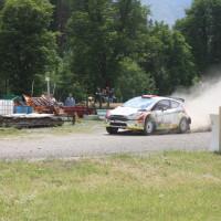 Schneebergland Rallye 2014 Gerwald Grössing Sigi Schwarz Ford Fiesta R5 SP 12
