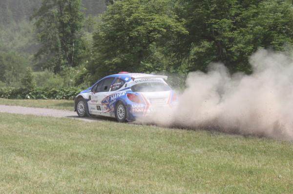 Fotos und Videos Schneebergland Rallye 2014 SP 12