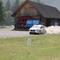 Schneebergland Rallye 2014 Opel Adam Daniel Wollinger SP12
