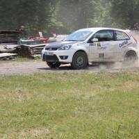 Schneebergland Rallye 2014 Ford Fiesta ST Uwe Henne SP12