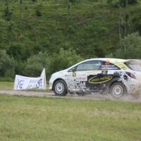 Schneebergland Rallye 2014 Opel Corsa Thomas Mosburger SP12