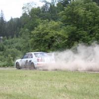 Schneebergland Rallye 2014 Subaru Impreza Hermann Haslauer SP12