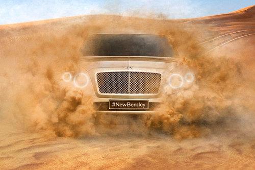 Bentley bringt einen SUV auf den Markt – Ganz ohne Luxus geht es aber nicht