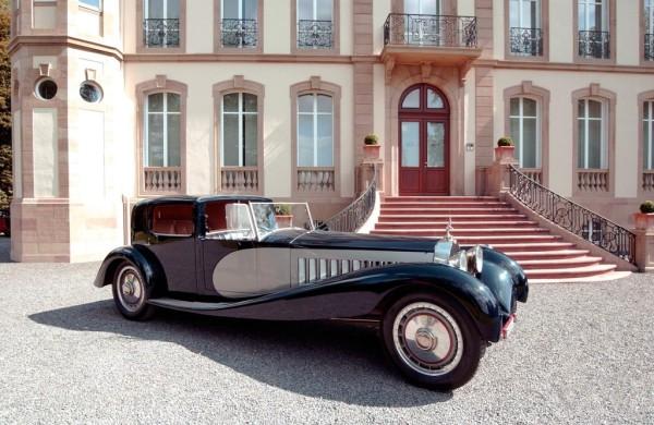 Bugatti Typ 41 Royale