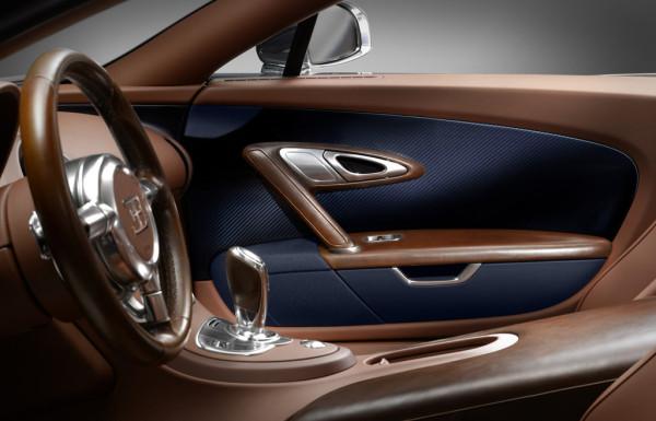 Bugatti Veyron 16.4 Grand Sport Vitesse Ettore Bugatti Innenraum