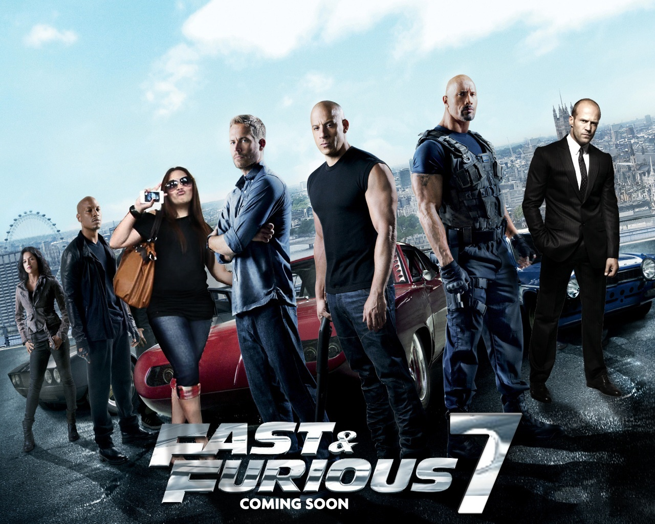 Fast And The Furios 7