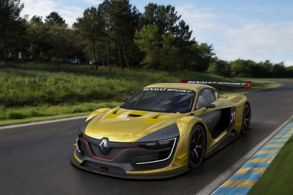 Renault Sport R.S. 01 Rennwagen