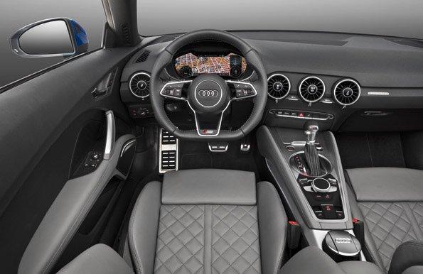Audi TT Roadster Innenraum