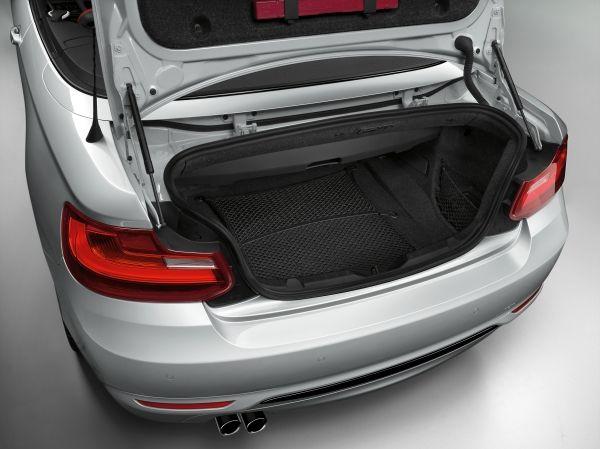 BMW 2er Cabrio Kofferraum