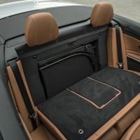 BMW M4 Cabrio Rücksitze