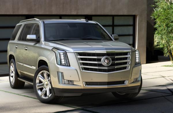 Eine große Erscheinung – Cadillac Escalade