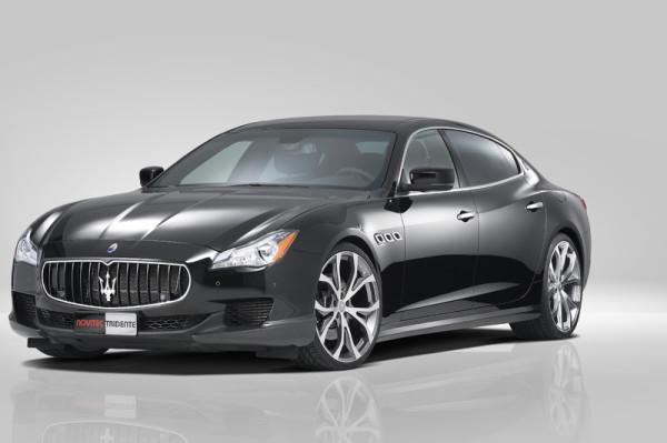 Maserati Quattroporte getunt