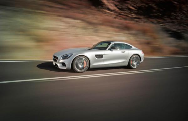 Mercedes-Benz-AMG-GT-Seitenansicht