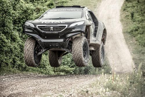 Peugeot 2008 DKR – Dakar wir kommen