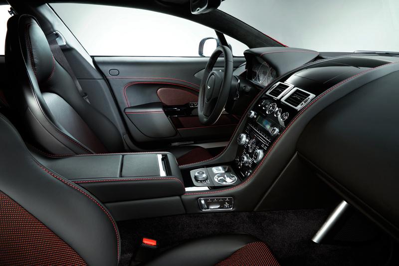 Aston Martin Rapide S Faszination Autos