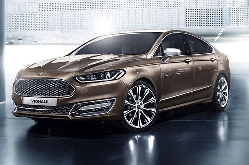 Ford eröffnet Luxus-Showrooms Vignale Lounges